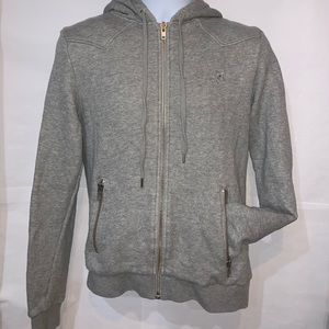 The Kooples Sport heavy French terry hoodie